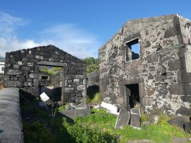 Azores Ruins