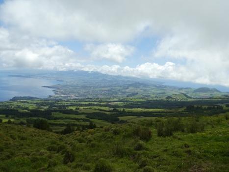 Azores Sao MIguel Landscape